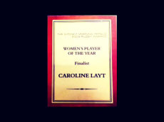 Finalist Sydney Morning Herald women's rugby player of the year 2004
